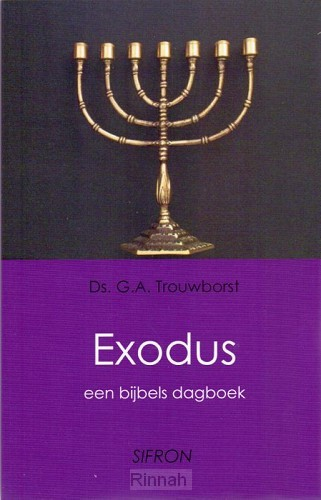 Exodus een bijbels dagboek