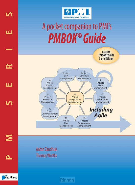 A pocket companion to PMI's PMBOK® Guide