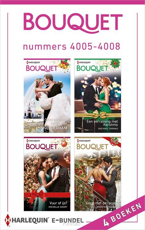 Bouquet e-bundel nummers 4005 - 4008