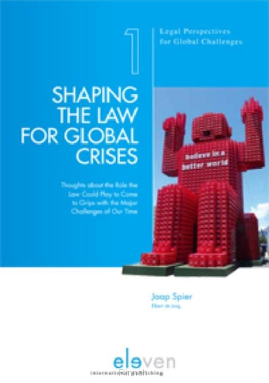 Shaping the law for globa