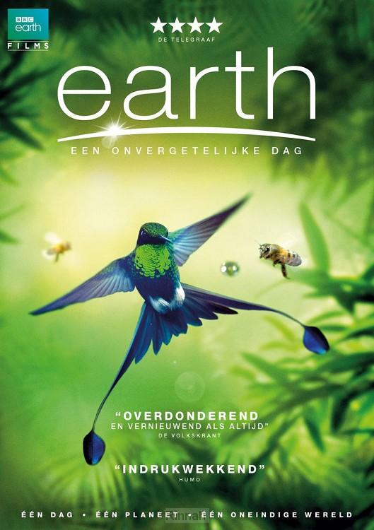 EARTH -  (BBC-natuurfilm)