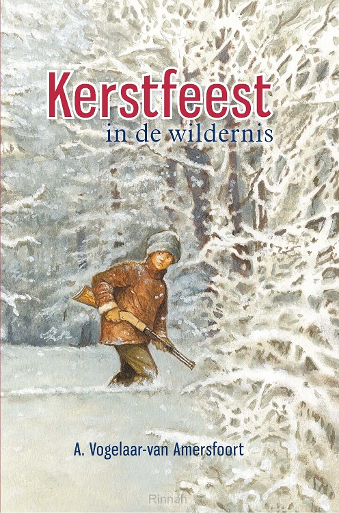 Kerstfeest in de wildernis