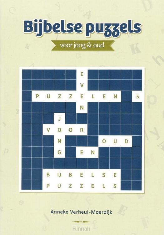 Even puzzelen 5 voor jong en oud