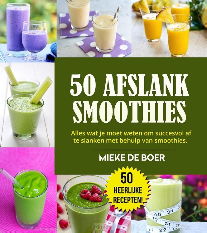 50 afslank smoothies