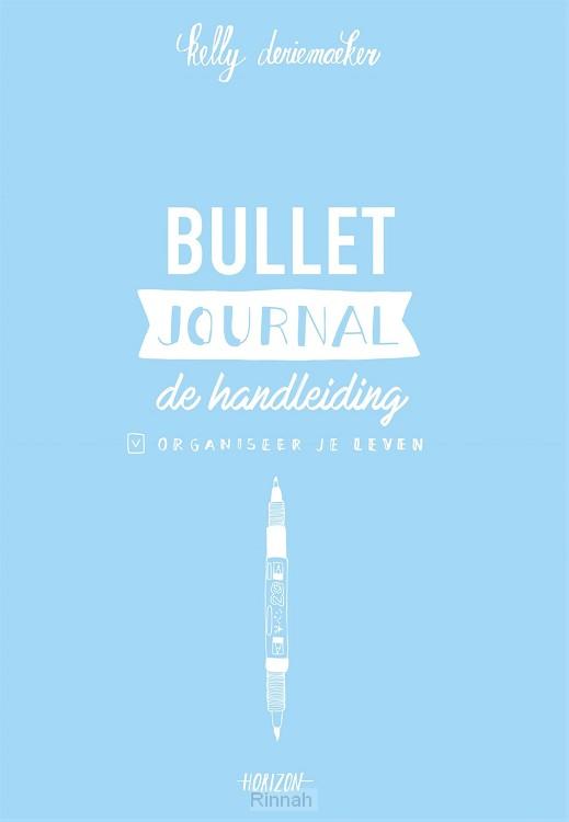 Bullet journal. De handleiding