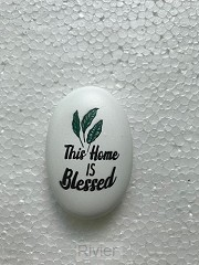 Christ says: This home is blessed