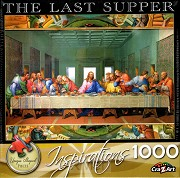 Puzzel The Last Supper (1000 stukjes)