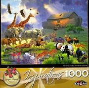 Puzzel Noah''s Ark (1000 stukjes)