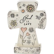 Cross God is love