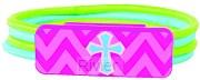 Cross - Color Stretch Bracelet