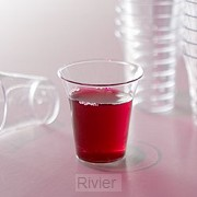 1000 Clear Communion Cups (Appr 15 ml)