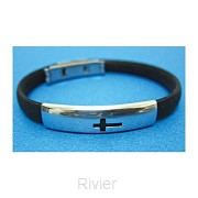 Bracelet open cross