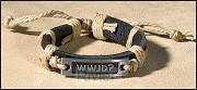 Bracelet leather wwjd?