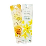 Bookmark floral
