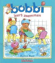 Bobbi leert zwemmen