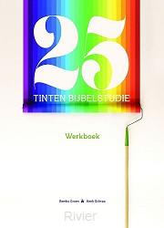 25 tinten bijbelstudie WERKBOEK