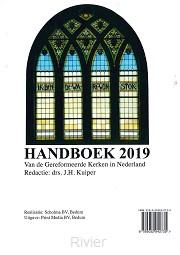 Handboek 2019 geref kerken in nederland