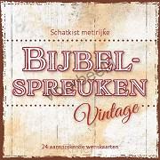 Bijbelspreuken vintage