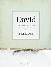 David een hart naar Gods hart werkboek