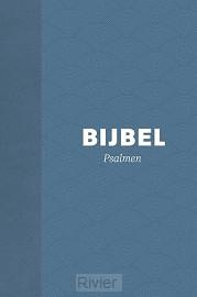 Bijbel hsv met psalmen hardcover petrol