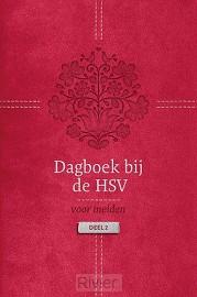 Dagboek bij de hsv voor meiden 2
