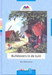 Bulldozers in de tuin