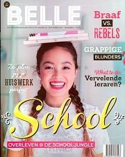 Belle meiden magazine 2017 nr 5