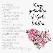 Cadeaubordje Gods beloften