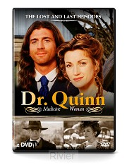 Dvd dr quinn lost and last episodes