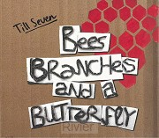 BeeS, branches and a butterfly