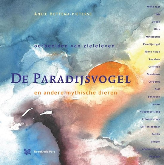 Paradijsvogel en andere mytische dieren