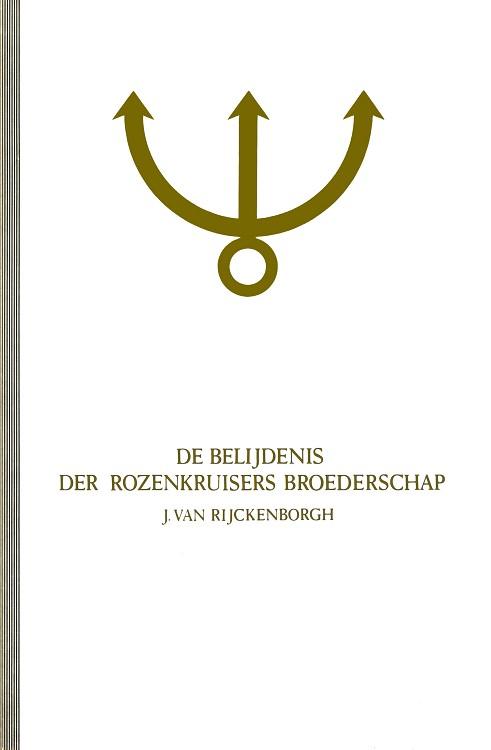 De belijdenis der R K Broederschap