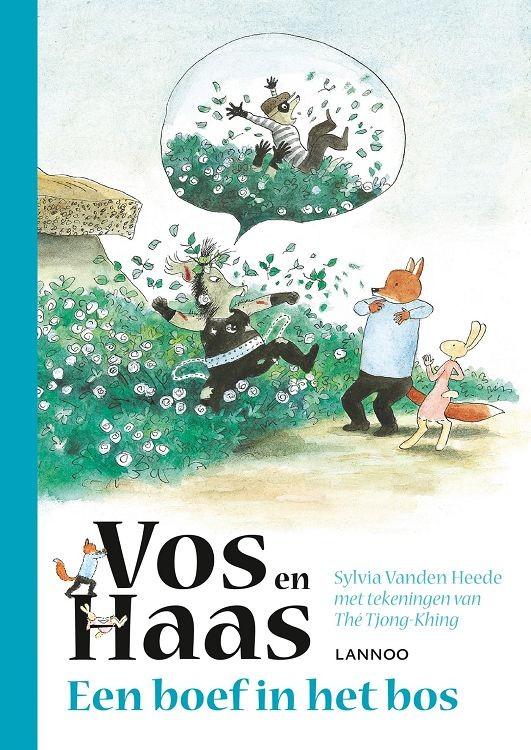 Vos en Haas - Een boef in het bos