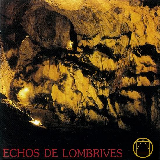 CD-Echos de Lombrives