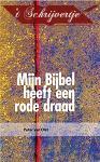 Mijn bijbel heeft een rode draad