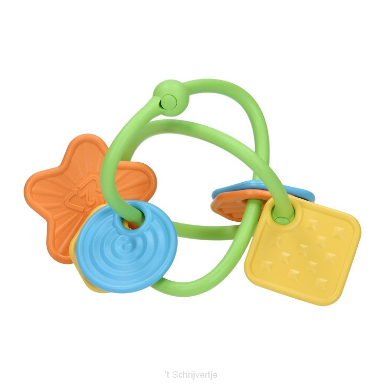 Green Toys Kronkel Bijtring