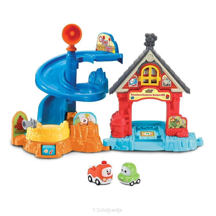 VTech Toet Toet Auto Cory Carson Brandweerkazerne Bumperdijk