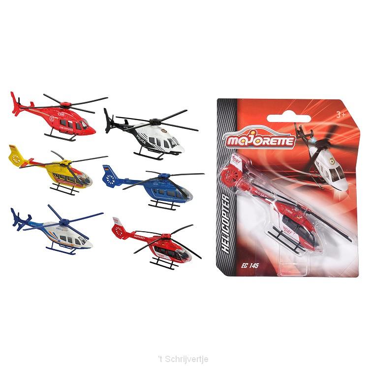 Majorette Helikopter