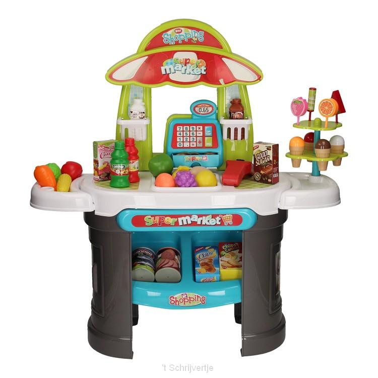 Kinder Supermarkt met Licht en Geluid
