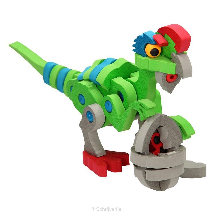 EVA Puzzel 3D - Dino in Ei