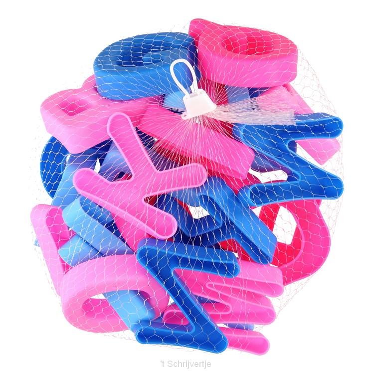 Zandvormenset Alfabet, 26dlg.