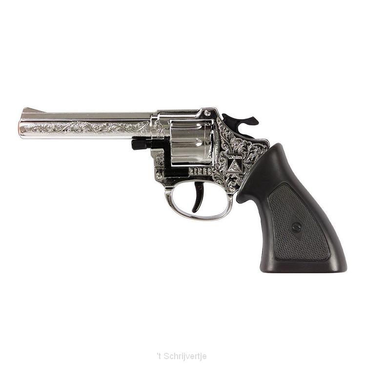 Klappertjespistool, 8 schoten