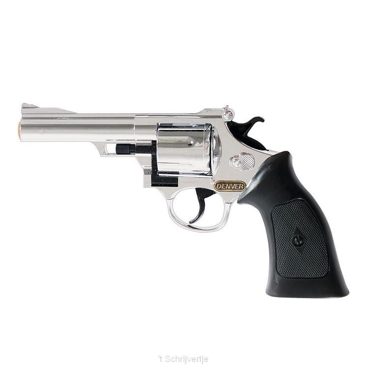 Klappertjespistool, 12 schoten