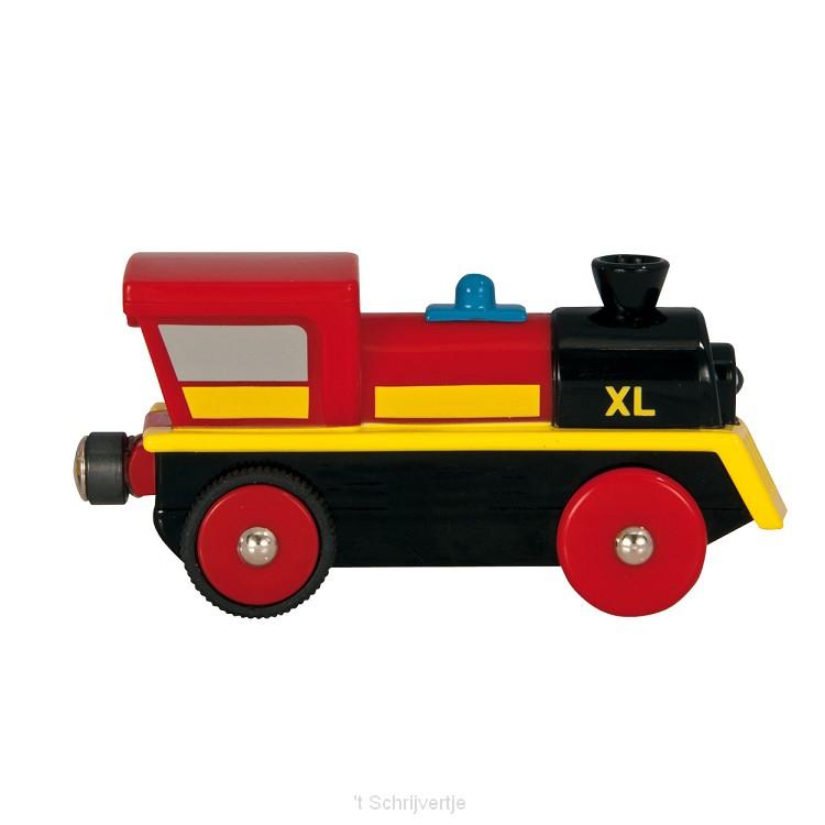 Eichhorn Locomotief Batterij
