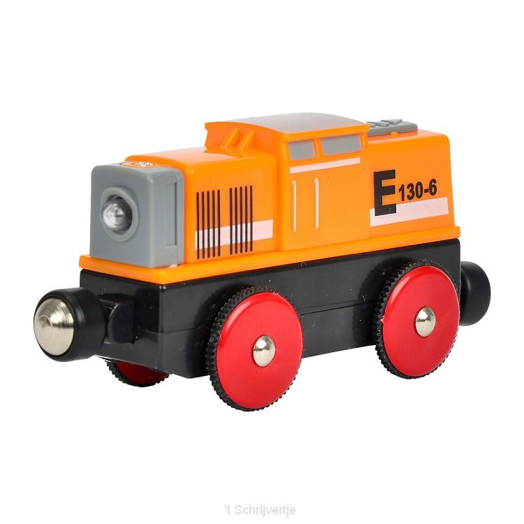 Eichhorn Trein, Switch Engine Batterij
