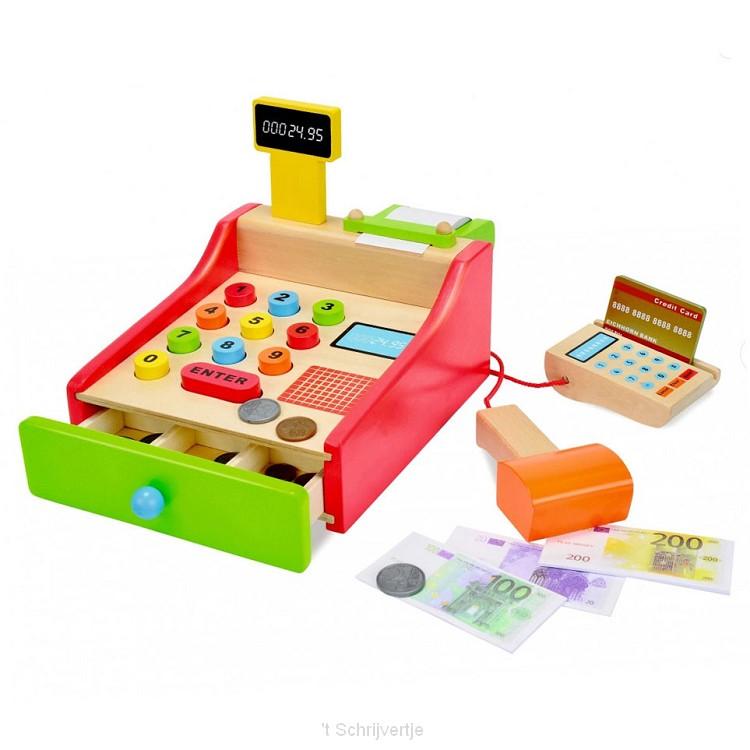 Eichhorn Speelgoed Kassa