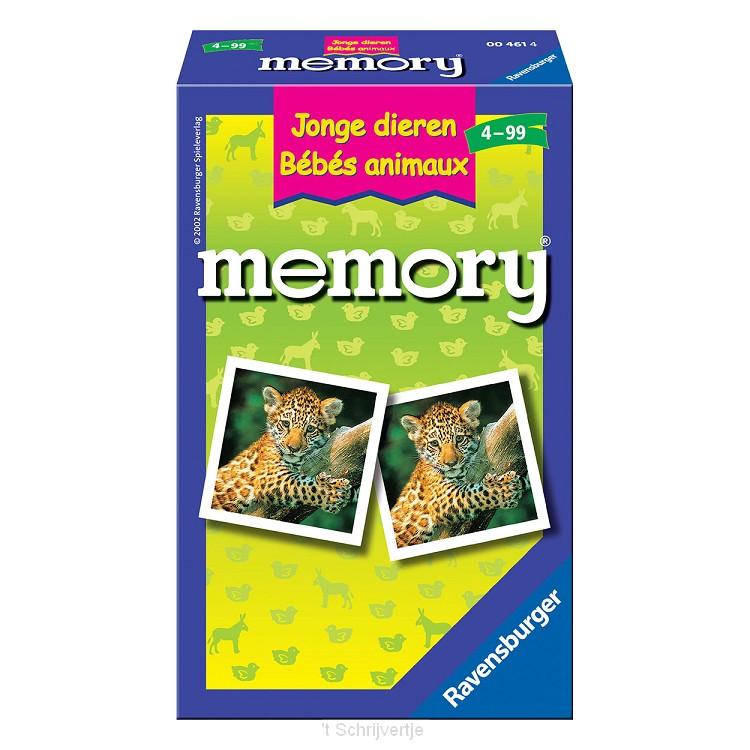 Jonge Dieren Memory