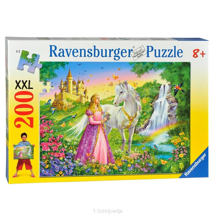 Puzzel Prinses 200st Xxl