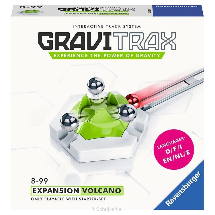 Gravitrax Uitbreidingsset - Vulkaan