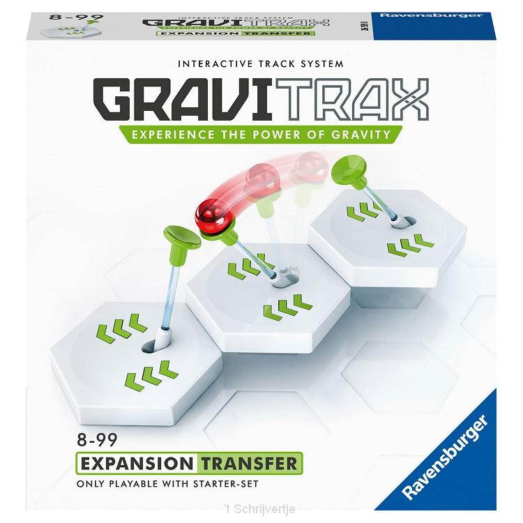 Gravitrax Uitbreidingsset - Transfer
